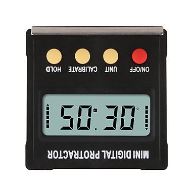 levne Testovací, měřící a kontrolní vybavení-360 stupňů mini digitální úhloměr inklinometr elektronické úrovni krabice magnetické základny nástroje pro měření