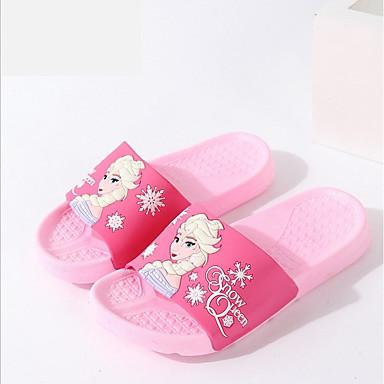 Κοριτσίστικα Ανατομικό PVC Παντόφλες & flip-flops Νήπιο (9m-4ys) / Μεγάλα παιδιά (7 ετών +) Ροζ Καλοκαίρι