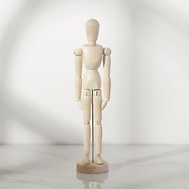 Διακοσμητικά αντικείμενα, Ξύλο Σύγχρονη Σύγχρονη για ΔΙΑΚΟΣΜΗΣΗ ΣΠΙΤΙΟΥ Δώρα 1pc