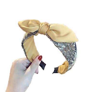 Διακοσμητικά Αξεσουάρ μαλλιών Άλλο Υλικό Αξεσουάρ Περούκες Γυναικεία 1 pcs τεμ cm Causal / Καθημερινά Ρούχα / Καθημερινά Συνηθισμένο / Τεμάχια Κεφαλής / Χαλάρωση Γυναικεία / Πολύ Ελαφρύ (UL)