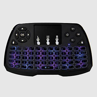A3 02 Air Mouse / Tastatur / Fjernkontroll Mini 2,4 GHz trådløs / 2.4GHz Trådløst Air Mouse / Tastatur / Fjernkontroll Til
