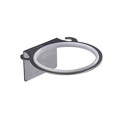 Secador de cabelo Criativo Modern Aço Inoxidável / Ferro 1pç - Banheiro Montagem de Parede