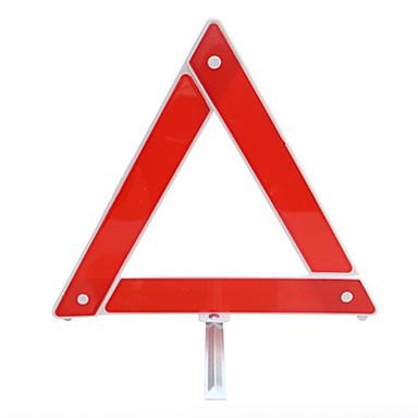 bil nødsituasjon advarsel trekant rød reflekterende sikkerhet sammenleggbar parkeringsplass