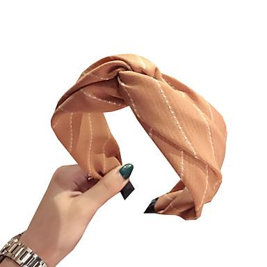 Κεφαλόδεσμοι Αξεσουάρ μαλλιών Άλλο Υλικό Αξεσουάρ Περούκες Γυναικεία 1 pcs τεμ cm Καθημερινά Συνηθισμένο / Τεμάχια Κεφαλής / Χαλάρωση Φορητά / Γυναικεία / Άνετο