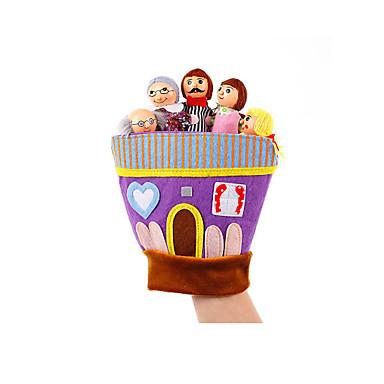preiswerte Marionetten-SUV Tiere Eltern-Kind-Interaktion Komisch Kreativ Kinder Junior Alles Spielzeuge Geschenk