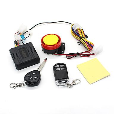 levne Auto Elektronika-12v 100m univerzální motocykl bezpečnostní poplach sirény alarm