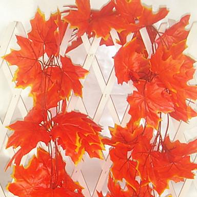Ψεύτικα λουλούδια 5 Κλαδί Στήριξη στον τοίχο Σύγχρονη Σύγχρονη Φυτά Λουλούδι Τοίχου