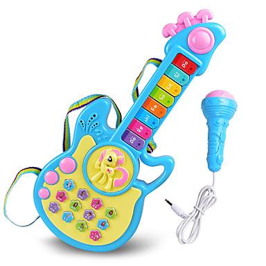 KYLINSPORT Ηλεκτρονικό όργανο Μίνι κιθάρα Sunet Lovely Γιούνισεξ Παιδιά Παιχνίδια Δώρο 9999 pcs