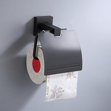 Toalettrullholder Nytt Design / Kul Moderne Aluminium 1pc Vægmonteret