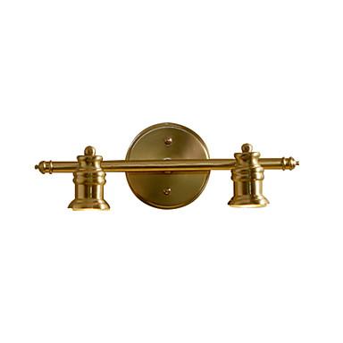 καθρέφτη μπροστά μοντέρνο σύγχρονο μπάνιο φωτιστικά / τοίχο λαμπτήρες&αμπέραζ; βεσάντες μπάνιο / καθιστικό μεταλλικό τοίχο φως