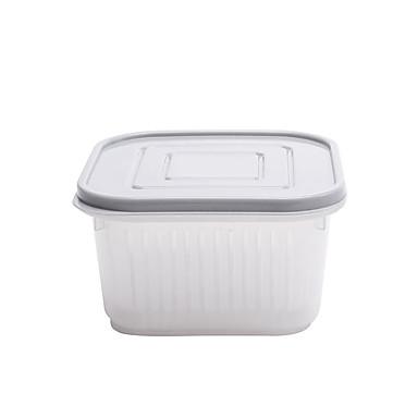 1pc Bulk Food Storage Plastikker Lagring For kjøkkenutstyr