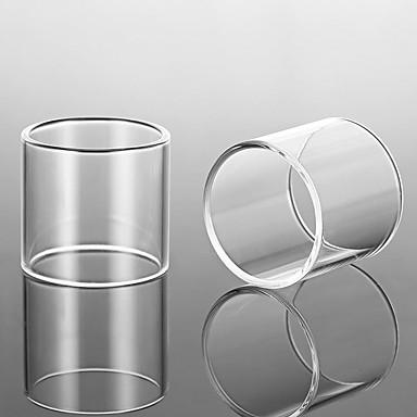 yuhetec αντικατάσταση γυάλινο σωλήνα για την προμήθεια manta rta / cp rta / cp3 rta 2τμ