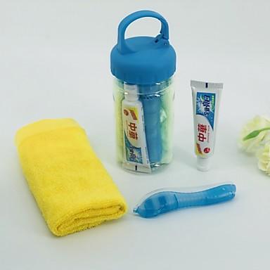 Tannbørstekopp Reise Størrelse Moderne Moderne PP verktøy Tannbørste og tilbehør