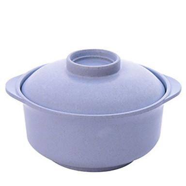 2-τεμάχια Μπολ Φαγητού σερβίτσιο Πλαστική ύλη Λατρευτός
