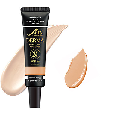 5 cores Segurança / Conveniência Cosmético / Corretivo Alta qualidade / Fashion Feminino / Proteção / Fácil Uso Maquiagem Cosmético