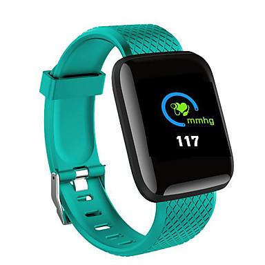 X9 PLUS Έξυπνο ρολόι iOS / Android Αδιάβροχη / Συσκευή Παρακολούθησης Καρδιακού Παλμού / Μέτρησης Πίεσης Αίματος Αισθητήρας φωτισμού περιβάλλοντος Καουτσούκ / Κράμα