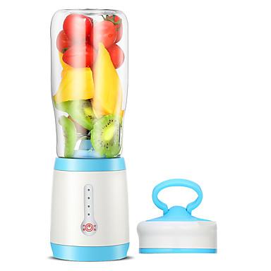 Μπουκάλι αποχυμωτή φρούτων 0.5 L Μονό Φορητό Πολυλειτουργία Ανθεκτικό Για 1 άτομο Glass 304 Ανοξείδωτο Ατσάλι ABS ΕΞΩΤΕΡΙΚΟΥ ΧΩΡΟΥ Κατασκήνωση & Πεζοπορία Ταξίδι Πικνίκ Πράσινο Μπλε Ροζ