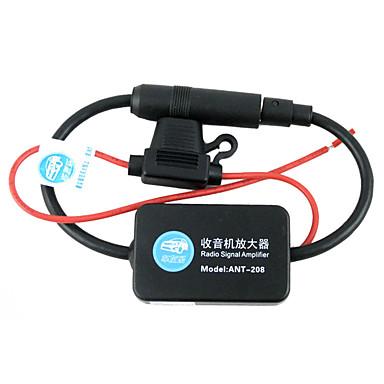 preiswerte Auto Elektronik-Auto Signal verbesserte Antenne AM / FM Auto Stereo Radio Verstärker Antenne Booster Baugruppe