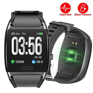vn02 smart armbånd ip67 vanntett pedometer fitness tracker hjertefrekvens blodtrykk watch band aktivitet tracker armbånd