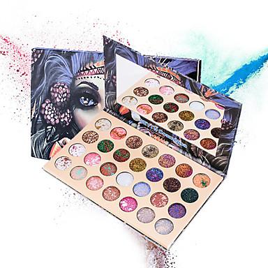 28 cores Sombra Sombra de olho Exterior Pró Fácil Uso Ultra Leve (UL) Profissional Maquiagem para o Dia A Dia Cosmético Dom