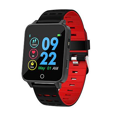 x9 έξυπνο ρολόι με αρτηριακή πίεση καρδιακό ρυθμό παρακολούθησης βηματόμετρο αδιάβροχο ip68 bluetooth έξυπνο γυμναστήριο βραχιόλι για το Android ios