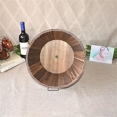 1pc vaser& kurv uregelmessig form stoff moderne / moderne