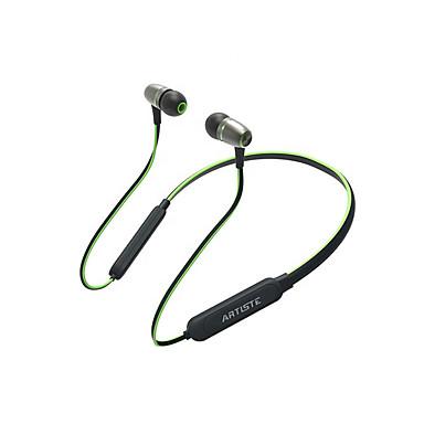 artiste b12 bt v4.1 minne-tilkobling magnetisk halsstabilitet sport hodetelefon trådløs øretelefon med mikrofon