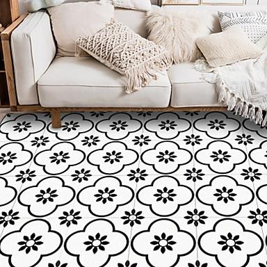 området tepper Moderne Polyester, Rektangulær Overlegen kvalitet Teppe