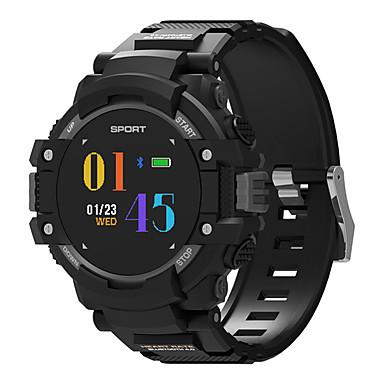 f7 smart klokke i sanntid hjertefrekvens smartwatch temperatur overvåking gps ringvarsling sport utendørs smart klokke