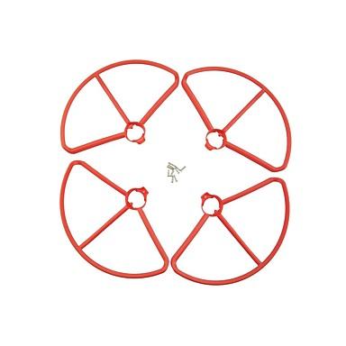 MJX B2C B2W Bugs 2 4τεμ έλικα Φρουροί RC Quadcopters RC Quadcopters ABS + PC Η καλύτερη ποιότητα / Εύκολη εγκατάσταση / Ανθεκτικό