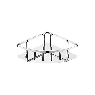 Hylle til badeværelset Nytt Design / Kul Moderne Rustfritt Stål 1pc Vægmonteret