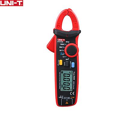 uni-t uni t ut210e ekte rms mini digitale klemmemålere AC / DC strømspenning auto rekkevidde vfc kapasitans ikke-kontakt multimeter