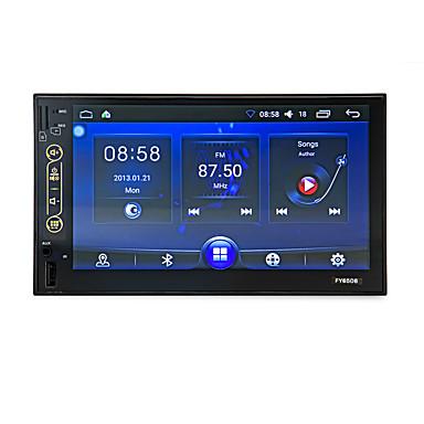 LITBest mp5-FY6506 7 inch 2 Din Android Car MP5 Player / GPS Navigator αυτοκινήτου Οθόνη Αφής / GPS / Ενσωματωμένο Bluetooth για Universal Bluetooth Υποστήριξη RM / RMVB / MP4 MP3 / WAV JPG