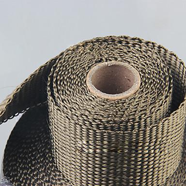 ieftine Sistem de Eșapament-tija de evacuare din titan teava de incalzire termoconductoare termoizolatie role cu cravata de instalare cablu