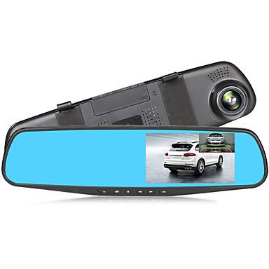 billige Bil-DVR-addkey nattesyn bil dvr kamera bakspeilet digital videoopptaker auto videokamera dash cam fhd 1080p dual lens registrer