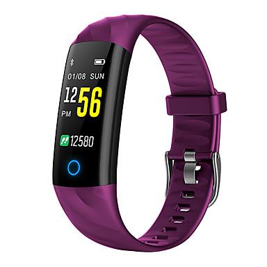 sm02 καρδιακός ρυθμός έξυπνο βραχιόλι ip68 αδιάβροχο πίεση αίματος παρακολούθηση οξυγόνου έγχρωμη οθόνη δραστηριότητα γυμναστήριο tracker έξυπνη ζώνη