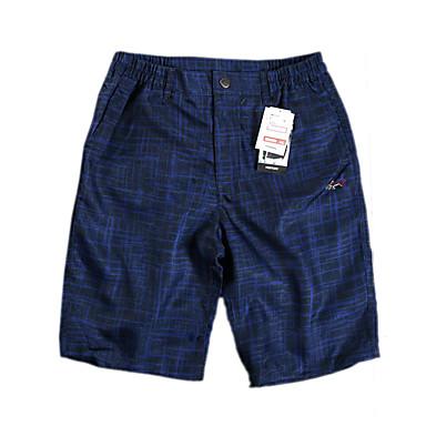 Herre Shorts Golf Løp treningsklær utendørs Sommer / Bomull / Mikroelastisk / Pustende