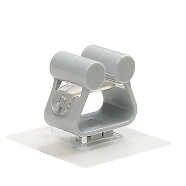 Jogo de Acessórios para Banheiro Criativo Moderna Plásticos 3pçs Montagem de Parede