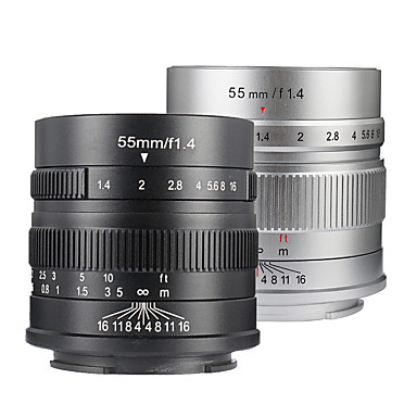 7Artisans Kameralinse 7Artisans 55mmF1.4FX-SforKamera