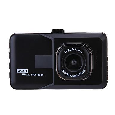 billige Bil-DVR-3.0 1080p bil dashbord dvr kamera full HD bilvideoopptaker dash cam g-sensor gps