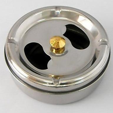 Недорогие Пепельницы-Цилиндры Повседневное использование, 9*9*4.5 cm 0.045 kg