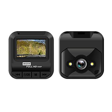 billige Bil-DVR-1080p Full HD / HD Bil DVR 170 grader Bred vinkel LCD Dash Cam med Night Vision / G-Sensor / Parkeringsmodus Bilopptaker