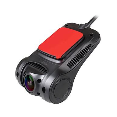 billige Bil-DVR-ziqiao rs300 sony lens 1080p full hd bil dvr 170 grader vidvinkel dash cam med skjult wifi nattsyn g-sensor kjører opptaker