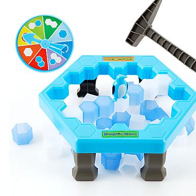 Stresslindrende leker Kreativ geometrisk mønster Plastskall Barne Alle Leketøy Gave