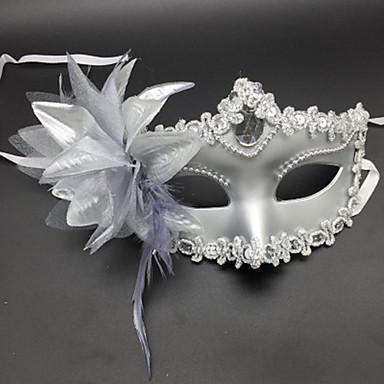 levne Masky-Halloweenské masky Masky maškarní Textil Plastický Jídlo a nápoje Dospělé