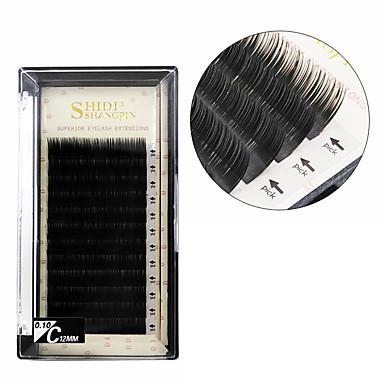 Cílios 1 pcs Simples Feminino Ultra Leve (UL) Confortável Casual Conveniência Cílios de Lã Animal Roupa Diária Férias Tiras Completas de Cílios - Maquiagem Maquiagem para o Dia A Dia Clássico