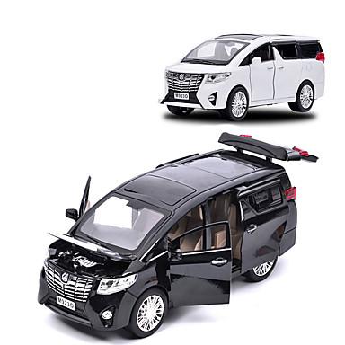 1:24 Lekebiler Bil Jeep Foreldre-barninteraksjon Metall Aluminium-magnesium legering Alle