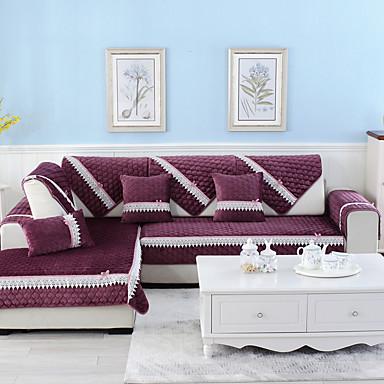 almofada do sofá Contemporâneo Gravado Flanela de Lã Capas de Sofa