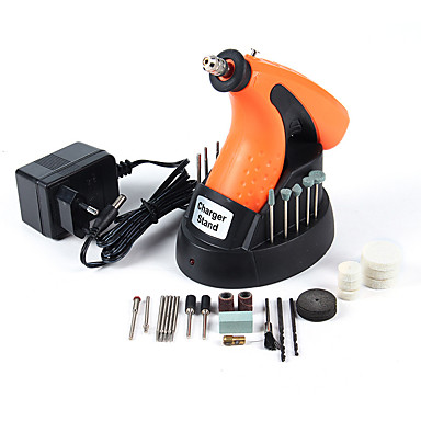 KMD519 Ηλεκτρικό μύλο Πολυλειτουργία / Σχεδίαση χειρός Στιλβωμένη μεταλλική επιφάνεια / Στίλβωση στόματος συγκόλλησης μετάλλων / Πέταγμα