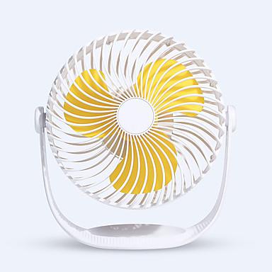 [$17 59] 1Pc Usb power supply fan new product desktop 360 degree rotating  mini fan